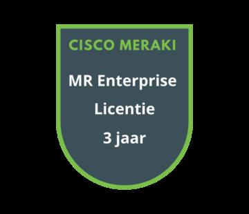 Cisco Meraki Cisco Meraki MR Enterprise Licentie 3 jaar