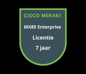 Cisco Meraki Cisco Meraki MX85 Enterprise Licentie 7 jaar