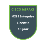 Cisco Meraki Cisco Meraki MX85 Enterprise Licentie 10 jaar