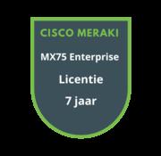 Cisco Meraki Cisco Meraki MX75 Enterprise Licentie 7 jaar