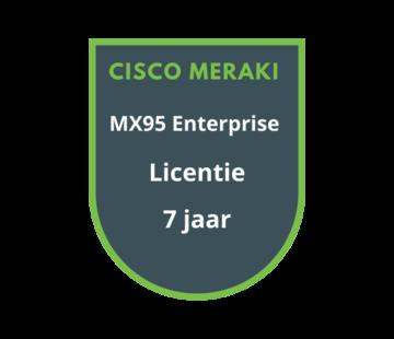 Cisco Meraki Cisco Meraki MX95 Enterprise Licentie 7 jaar