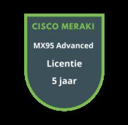 Cisco Meraki Cisco Meraki MX95 Advanced Licentie 5 jaar