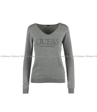 GUESS GUESS - LS VN MICOL SWEATER - W93R58Z2760SHGY