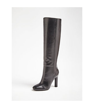GUESS GUESS - laars HILLORY/STIVALE (BOOT)/LEATHER - FL7HILLEA11BLACK