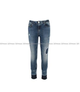 TWINSET MY TWIN TWINSET MY TWIN - woven jeans denim blue - 191MT2436