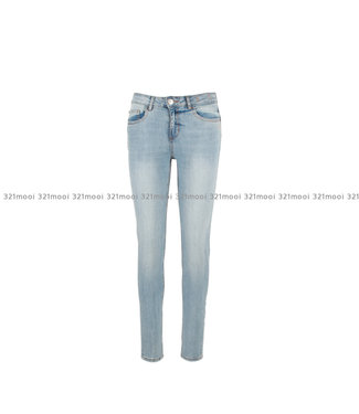 TWINSET MY TWIN TWINSET MY TWIN - JEANS WOVEN DENIM BLUE - 191MP2520/01104
