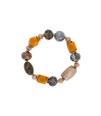 LIZAS Armband 10004986 (G/P) geel