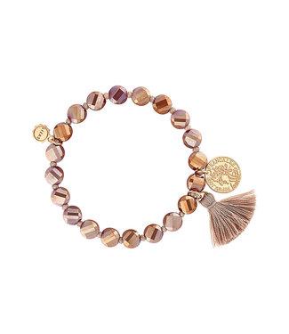 LIZAS Armband 10005104 (G/P) beige