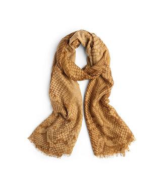 LIZAS sjaal 72464 oker