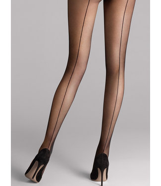 WOLFORD Wolford nylonkous / panty - Individual 10 Back Seam - 185637005