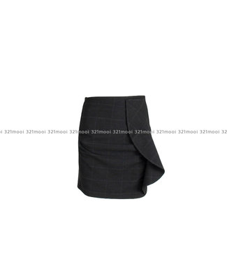 LIV THE LABEL LIV THE LABEL  -WRIGHT - mini skirt black
