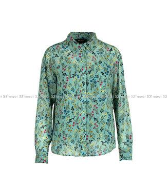 TWINSET MY TWIN TWINSET My Twin - woven shirt st mircoflowers - 192MP222404024