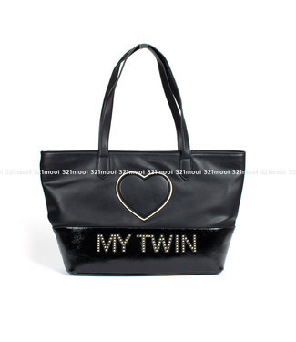 TWINSET MY TWIN TWINSET My Twin - handtas - SHOPPING - 192MA7040 - 00006
