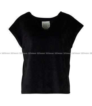LEE AND ME LEE AND ME - R Brooks - Sleeveless top eponge black