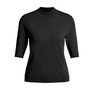 SET SET FASHION - Pullover - 66784 - 9990 black