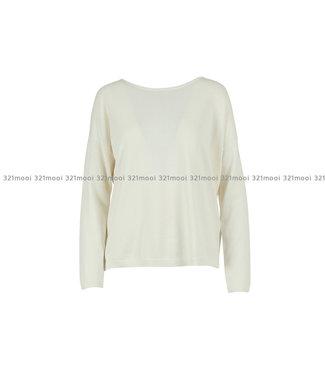 SET SET - jumper antique white - 653135160104