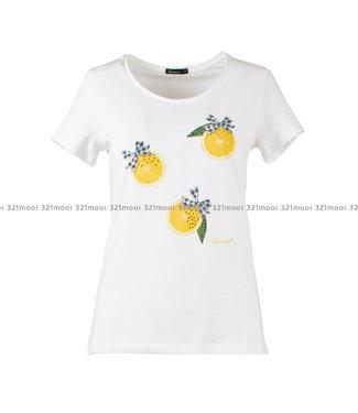 DURANTI DURANTI - T shirt lemon