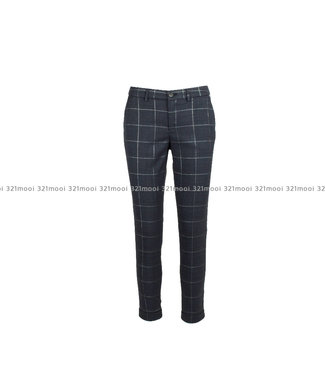 LIU JO LIU JO - WALLET  -  PANTS - CHECK GREY LUREX - W69311-T4084
