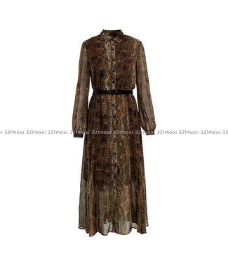 LIU JO LIU JO - ADDITIONAL  -  DRESS - F69332-T4130