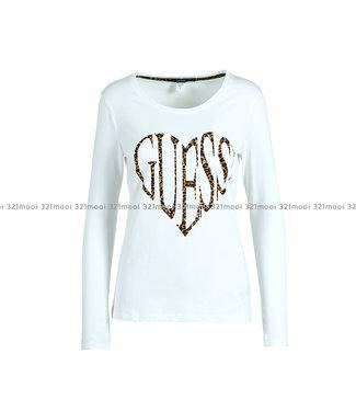 GUESS GUESS - T shirt - O94I11J1311