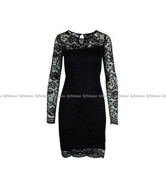 GUESS GUESS - GLENNA DRESS - W94K0BK96U0JBLK
