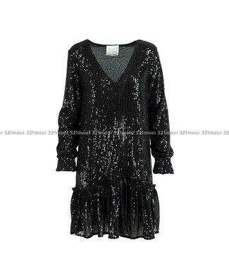 LEE AND ME LEE AND ME - G Windsor - short Pailette dress