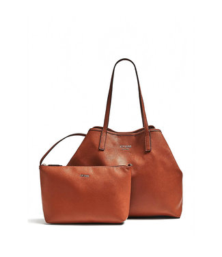 GUESS GUESS  handtas - Vicky Large Tote cognac