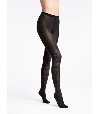 WOLFORD Wolford nylonkous / panty - Jungle night tights 14764
