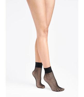 WOLFORD Wolford sokken - Uniform net socks 41567