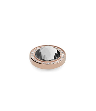 QUDO FAMOSA CANINO deluxe 9 mm Crystal RG - 646211 ROSE GOLD