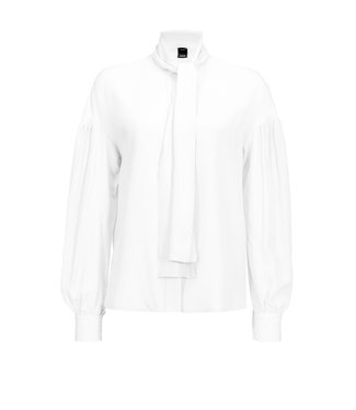 PINKO PINKO kledij - IRISH BLUSA cdc misto meringue white