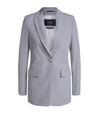 SET SET kledij - Blazer 68527 5191003 grey white