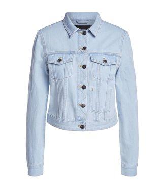 SET SET kledij - Jeansvest 68319 5091304 denim surf blue