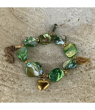 MIRACLES HANDMADE MIRACLES by Annelien Coorevits armband TESSA - ACBRA100026