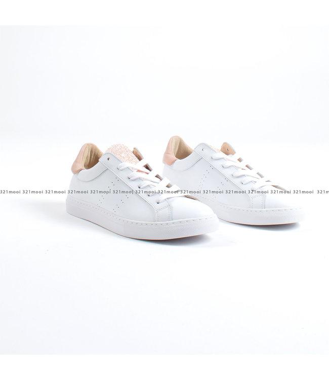 MARCH23 MARCH23 schoenen - Sneakers white dust skin glitter