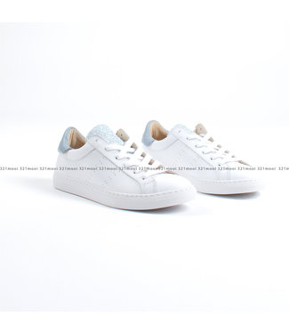 MARCH23 MARCH23 schoenen - Sneakers Elmar white dust blue glitter