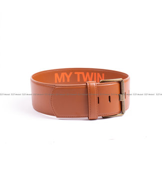 TWINSET MY TWIN TWINSET My Twin accessoires - Riem 201MO5351 - CUOIO