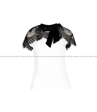 RELISH RELISH kledij - T-shirt ALEC - MILK-1101