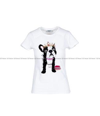 LIU JO LIU JO - T-shirt - LJ white label - WA0373-J5003 - U9700