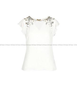 LIU JO LIU JO - T-shirt - LJ Gold - IA0146-J0088 - X0181
