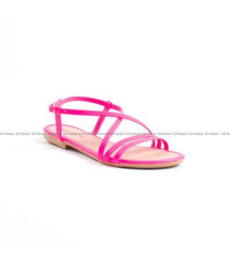 TWINSET MY TWIN TWINSET My Twin schoenen - Sandalen 201MCT010 - FUXIA FLUO
