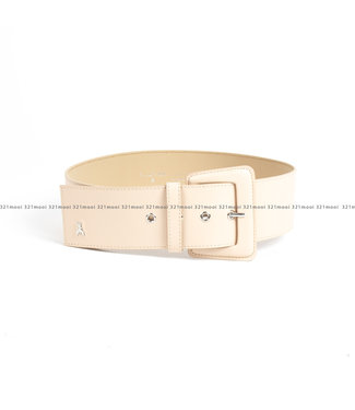 PATRIZIA PEPE PATRIZIA PEPE accessoires - Riem 2V8783/A4XR CINTURA Sand