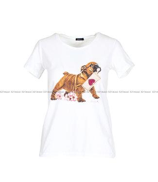DURANTI DURANTI kledij - T-shirt Buldog