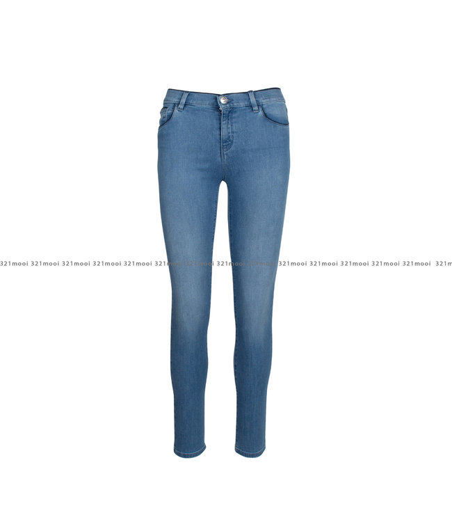 TWINSET MY TWIN TWINSET My Twin kledij - Broek 201MP227L - DENIM BLUE