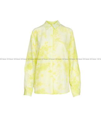 PINKO PINKO kledij - bloes CASPER CAMICIA CREPE DE CHINE