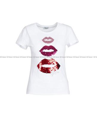 LIU JO LIU JO - T-shirt - LJ white label - WA0270-J5003 - W9635