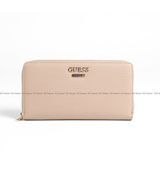 GUESS GUESS - WEST SIDE LCLUTCH CHEQUE ORGANIZ - SWMG7172630TAN