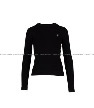 GUESS GUESS kledij Sweater - DESIREE Black A996 - W01R0PZ2760JBLK