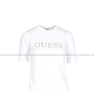 GUESS GUESS kledij Sweater - OLIVIA WHITE A000 - W01R91Z2760TWHT