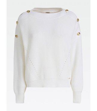 GUESS GUESS kledij Sweater - SUZANNE Blanc pur - W01R85Z2BB0TWHT